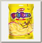 Мармелад Docile GELATINES BANANA (БАНАН со вкусом банана) 80 гр