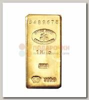 Конверт для денег Слиток золота маленький