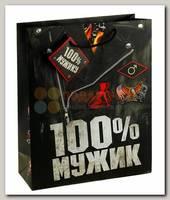 Пакет 100% мужик ML большой куртка
