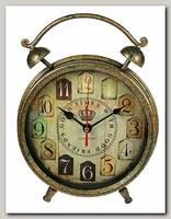 Часы настольные 'Будильник' ретро