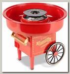 Аппарат для сахарной ваты (красный)