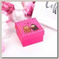 Коробка подарочная 'Любовь с первого взгляда'